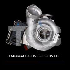 Original Garrett Turbolader für MERCEDES-BENZ E-KLASSE 717384-2