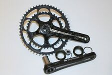CAMPAGNOLO RECORD 11 CARBON CHAINSET / CRANK 170mm DOUBLE BIKE ROAD RACE *