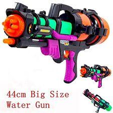3x Big Super Shoot Soaker Squirt Games Water Pistol Pump Action Water Gun