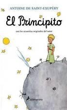 El Principito by Antoine de Saint-Exupery (Paperback, 2008)
