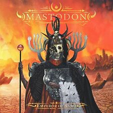 MASTODON Emperor Of Sand 2 x 180gm Vinyl LP Gatefold Sleeve 2107 NEW & SEALED