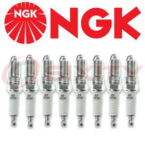 8 PCS - NGK 2238 V-Power Spark Plugs (TR5)