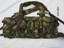 Chest Webbing  DPM, IRR, NI,  Brustgurt mit Taschen,Chestrig, datiert 1997