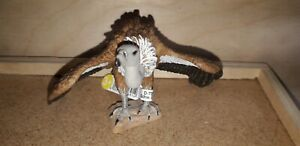 Schleich 14691 Griffon Vulture (New with Tag) | Retired Animal Figure