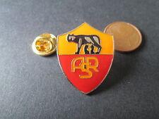 a5 ROMA FC club spilla football calcio soccer pins badge fussball italia italy
