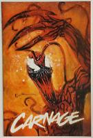 Web of Venom Carnage Born #1 SIENKIEWIICZ Midtown VARIANT Cover GEMINI SHIPPING