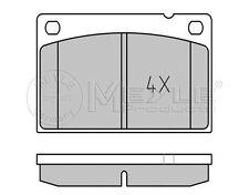 025 201 5316 Brake pad set fit VOLVO 140 (08/66-08/75), 240 / 260 (08/74-12/93)