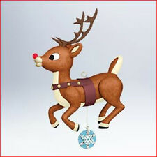 2011 Hallmark RUDOLPH SAVES CHRISTMAS Ornament Red-Nosed Reindeer *Priority Ship