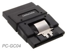 SATA 15-Pin Power Female to Female Gender Changer Coupler with a Clip, PC-GC04