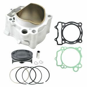 Cylinder Barrel Piston Rings Head Gasket for Yamaha YZ450F 06~09 WR450F 07~11