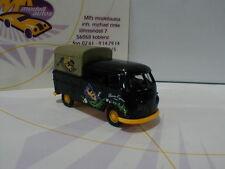 """Brekina MRS004 - VW T1b DoKa Pr./Pl. """" Blumen-Express/10Jahre MR´s """" 1 1:87"""