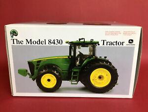 Scarce 2007 ERTL Precision 1/32 John Deere 8430 Tractor No15905 MIB