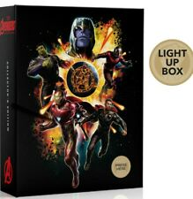 Avengers: Endgame - Steelbook 4K Exclusif Zavvi (Blu-ray 2D inclus) - Collector