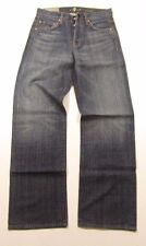 7 for all Mankind Medium Wash Relaxed Comfort Fit Jeans Size 30