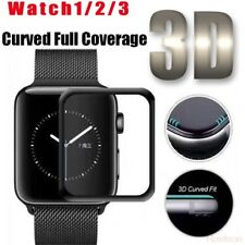 TEMPERED GLASS Screen Protector For iWatch Apple Watch 42mm Series 1/2/3 UK