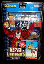 Marvel Legends Mojo Series. FALCON New! (Avengers/Captain America) Rare!