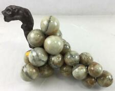 Decorative Polished Marble Grape Cluster Lot 2423