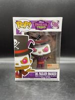 Funko Pop Dr Facilier (Masked) #508 Box Lunch Exclusive - Mint W/ Protector