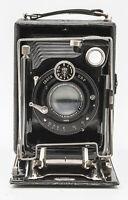 Ibson D.R.P Klappkamera Balgenkamera mit Doppel Anastigmat Eurynar 4.5 135mm