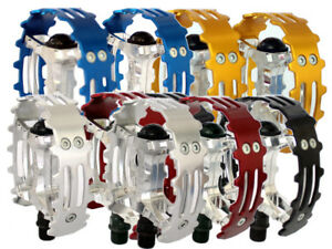 "Wellgo BMX XC-II bear trap pedals 1/2"" , 9/16"""