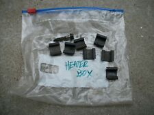 1965 1966 Ford Mustang GT Cobra Shelby RARE OEM Heater Box Clips.