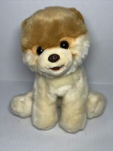 "Gund Boo World's Cutest Dog Pomeranian 9"" Plush Stuffed Animal Toy 4029715"