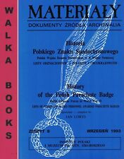History of the Polish Parachute Badge - Lists of Polish & Allied Personnel