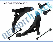 New 6pc Front Suspension Kit for Dodge Chrysler Coupe Mitsubishi - 2.4L Engine