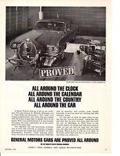 1964 BUICK WILDCAT ~ ORIGINAL GENERAL MOTORS PRINT AD