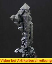6273 Hämatit hematite Pseudomorphose Magnetit Argentinien 4*8*4 cm MOVIE