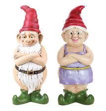 Naked Garden Gnome Asst Pack of 2