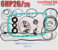 ZF6HP26 Overhaul kit ,6HP28 Seal & gasket set,bmw jaguar overhaul kit set 2002UP