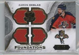 2015-16 Upper Deck The Cup Foundations Quad Jersey /75 Aaron Ekblad #CF-AE