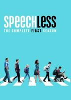 Speechless: The Complete First Season (Season 1) (3 Disc) DVD NEW