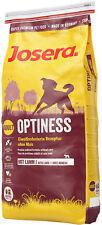 Josera Optiness 15 kg Hundefutter mit Lamm