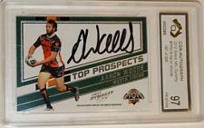 Serial Numbered Wests Tigers Single NRL & Rugby League Trading Cards