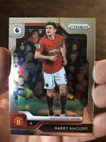 2019-20 Panini Chronicles PRIZM EPL #323 Harry Maguire Manchester United