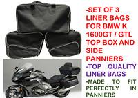 Gepäckkoffer Innentasche Side& Top Box Taschen für BMW K1600GT &gtl Erweiterbar