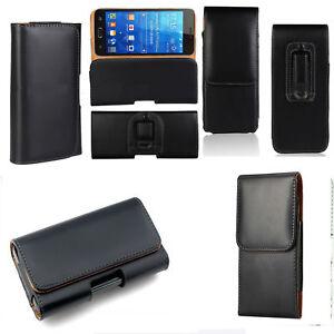 Slim Premium Mobile Belt Clip Holster Phone Case For Doro Phones - M