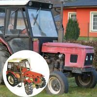 Czech Zetor 7745-7211 Tractor 3D Paper Model DIY Creative Toy B6A6