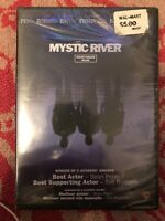 Mystic River (DVD, 2009, Canadian english french audio factory sealed
