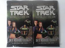 Star Trek ccg In a mirror darkly IAMD complete 20 card foil set