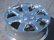 "4 NEW 17"" FACTORY HONDA CR-V CRV CHROME OEM WHEELS RIMS ELEMENT ACCORD TL 63928"