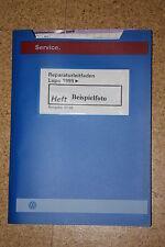 FSi 96-06 GTi dispositivi di frenatura tipo 6e freni-istruzioni di riparazione VW LUPO 3l