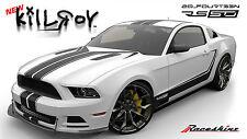 Raceskinz® 2014 Ford Mustang Stripe Kit RS50 KilLRoy(TM) Edition