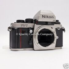 Nikon F3/T 35mm Camera Body - CLASSIC 1980s FILM SHOOTER - WORLD CLASS STANDARD!