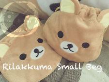 kawaii cute San-X Rilakkuma relaxing bear small bag
