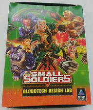 SMALL SOLDIERS GLOBOTECH DESIGN LAB BUILD & BATTLE. Big Box PC CD ROM Game 1998