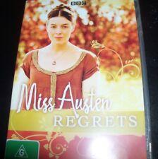 Miss Austen Regrets BBC DVD (Australia Region 4) DVD – Like New