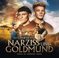 OST-ORIGINAL SOUNDTRACK-NARZISS UND GOLDMUND-MOTION PICTURE S (UK IMPORT) CD NEW
